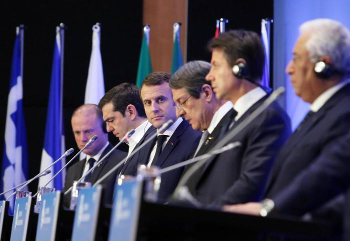 Appello Confindustria Italia-Francia