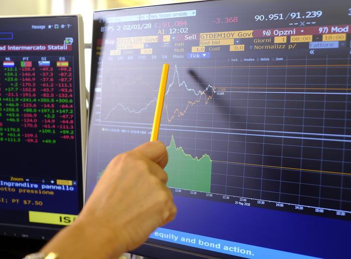 Spread Btp Bund avanza ancora, rendimento vicino al 3%