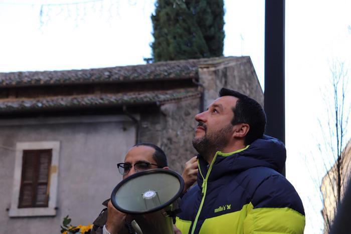 Salvini, non metteremo patrimoniali
