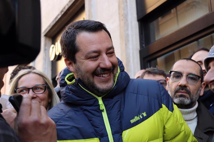 Salvini: voto Abruzzo farà parlare l'Ue