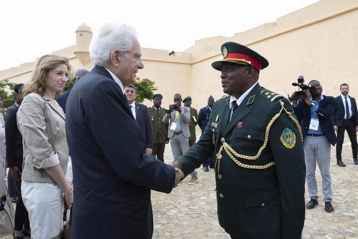 Mattarella, Italia vuole dialogo con tutta l'Africa