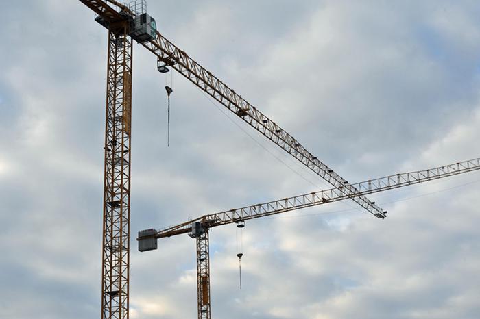 Costruzioni:a Roma chiuse 4 imprese su10