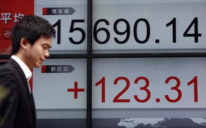 Borsa Tokyo chiude in rialzo dell'1,79%
