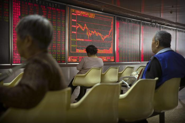 Borsa: Shanghai apre negativa, a -0,