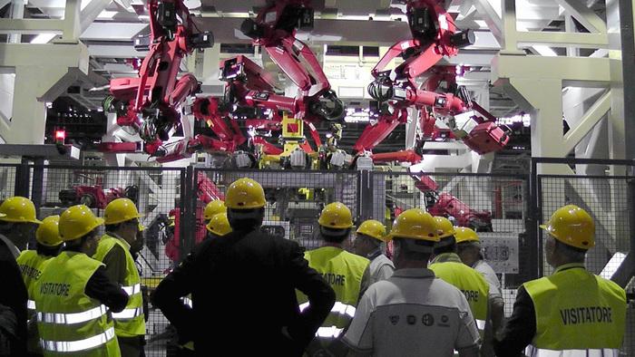 Industria, fatturato a gennaio sale 3,1%