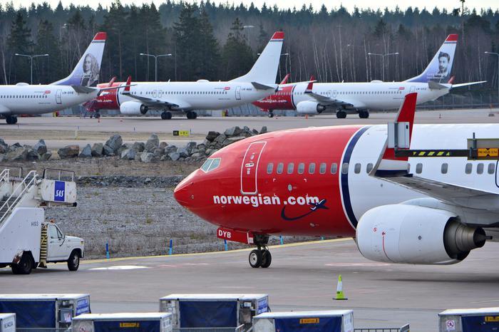 Norwegian: Anpac,avvia disimpegno Italia