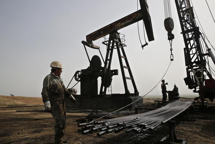 Petrolio:prezzo resta sui 59 dollari