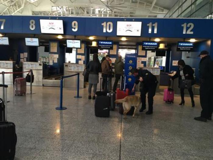 Sardegna, otto voli Alitalia cancellati