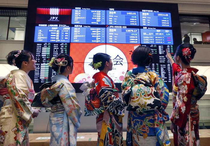 Borsa: Tokyo, apertura in netto calo