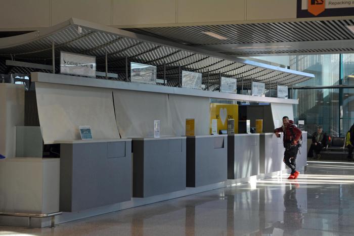 Trasporto aereo, sciopero di 4 ore. Alitalia cancella 95 voli