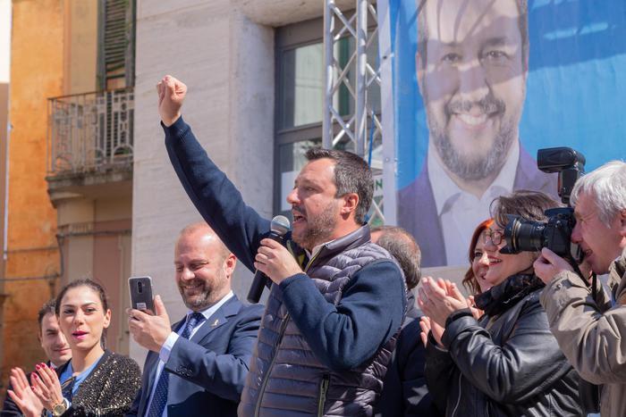 Salvini, 7 a 0, ora si cambia Europa