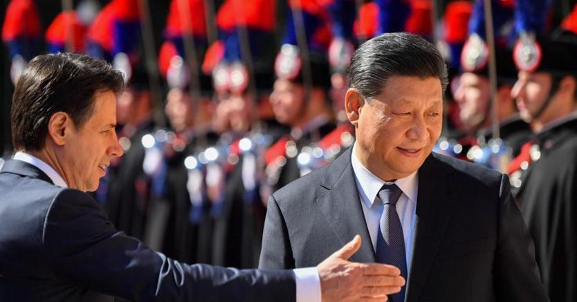 Italia-Cina, nel Memorandum definitivo restano anche le telecomunicazioni