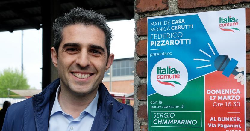 Pizzarotti «lascia» i Verdi e si schiera  con +Europa: in arrivo la lista per Strasburgo