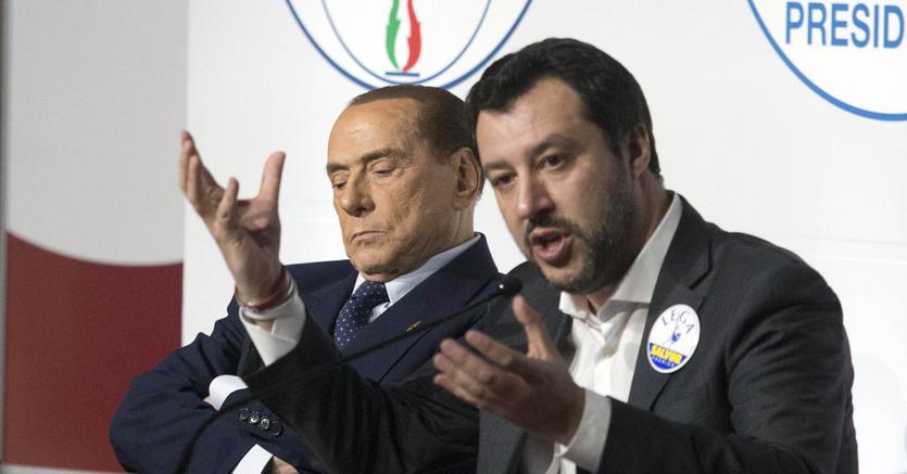 Sul Piemonte si gioca la partita finale tra Salvini e Berlusconi