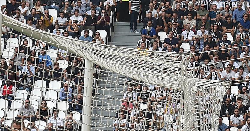 Juventus condannata a riscarcire un tifoso