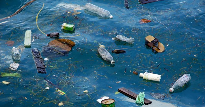 Premi ai pescatori che raccolgono la plastica impigliata nelle reti