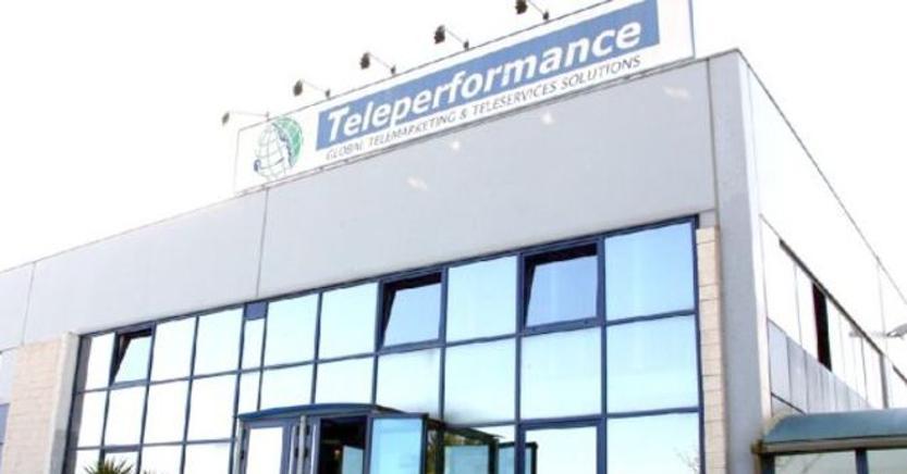 Teleperformance, intesa sulla cassa integrazione per 953 addetti