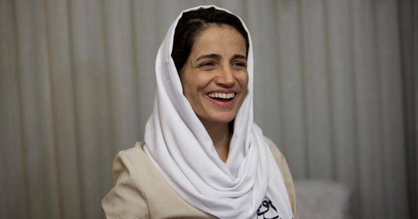 Avvocati milanesi in piazza per Nasrin Sotoudeh