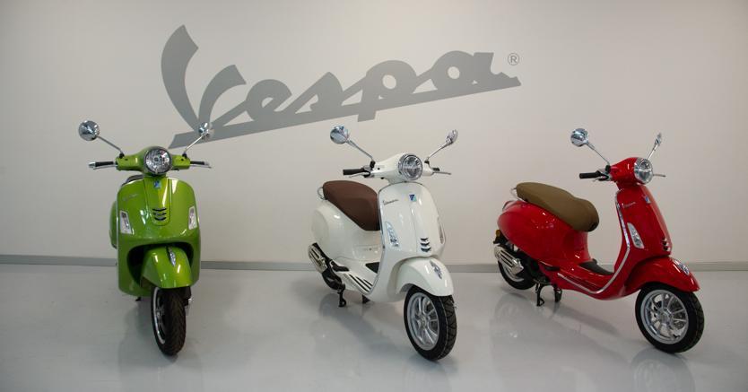 Made in Italy, la forma della Vespa può essere protetta come un marchio