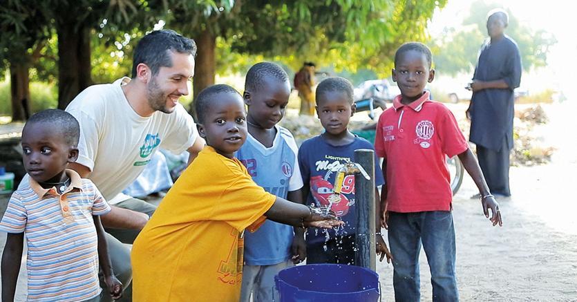 Nuovo round per Wami, la startup dell'acqua minerale che costruisce pozzi in Africa