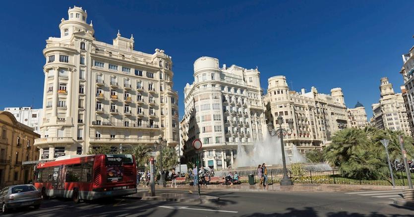 Valencia città ideale per aprire una piccola impresa. Italia fuori dalla top ten