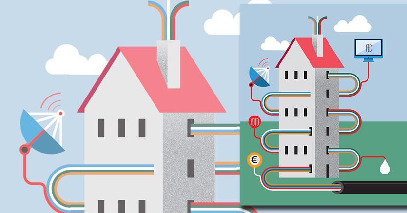 Speciale casa: tutto sui bonus e sul condominio nell'era hi-tech
