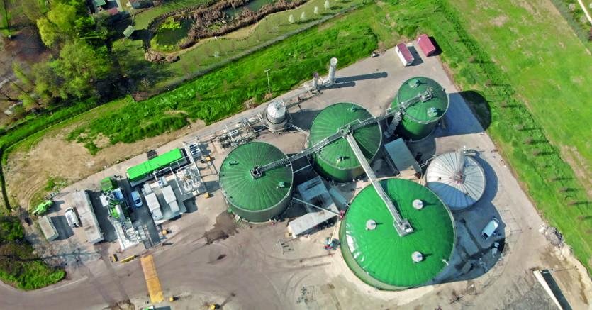 La coop del Tavernello: dagli scarti del vino maxi impianto di biometano