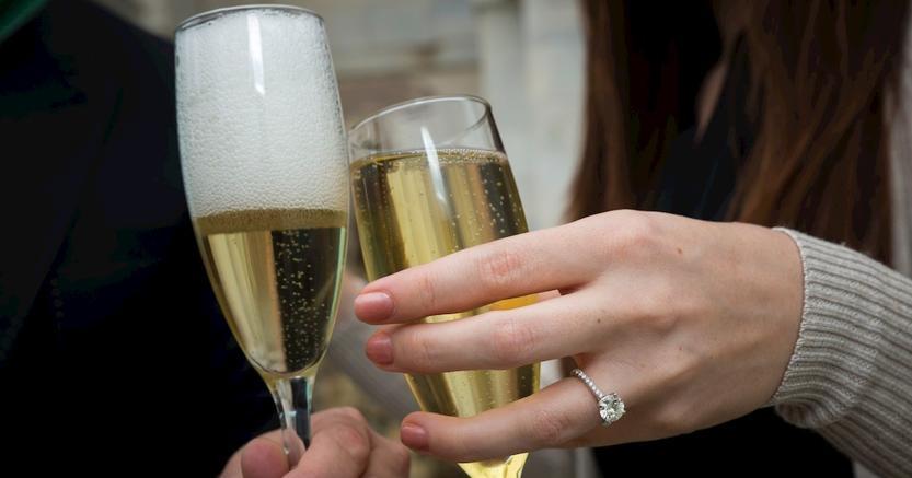 Il Prosecco è il vino italiano più bevuto nel mondo