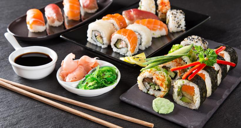 Sushi per un italiano su due, import record di salmone dalla Norvegia