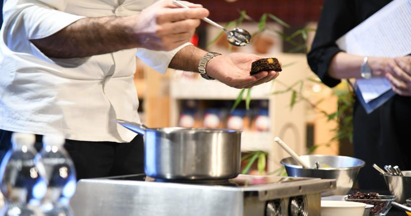 I surgelati conquistano gli chef - Rugiati: spesso migliori del fresco