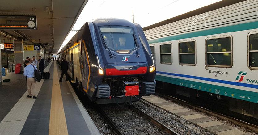 Treni regionali, il primo Rock sui binari dell'Emilia Romagna