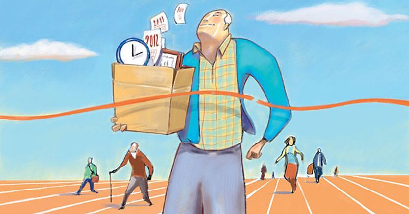 Pensioni, il baby boomerang