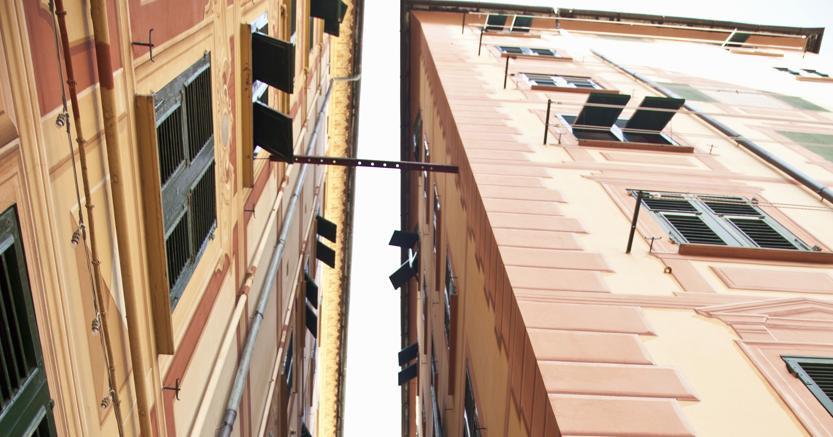 Costruzioni più vicine,  ora non c'è più il tabù dei 10 metri