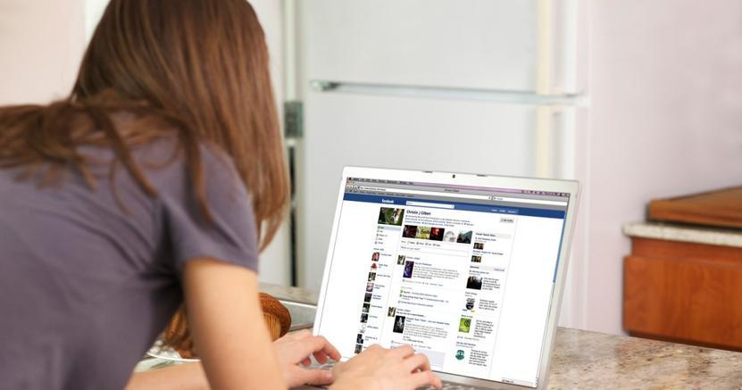 L'azienda vede i  messaggi Facebook