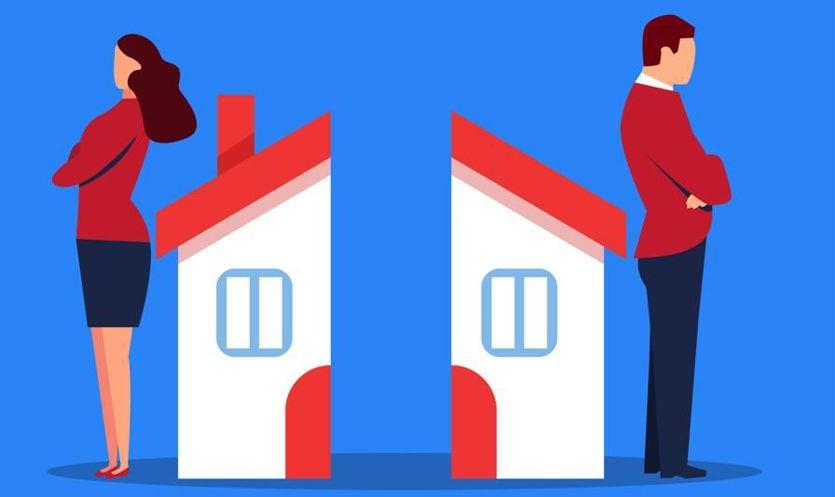 Beneficio prima casa «salvo» se i coniugi si separano