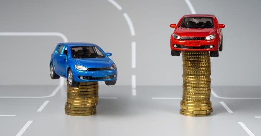 Rc auto e conti bancari: prezzi in crescita per giovani e single