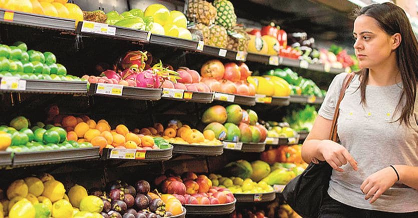 Supermarket e ristoranti: cresce la solidarietà anti spreco