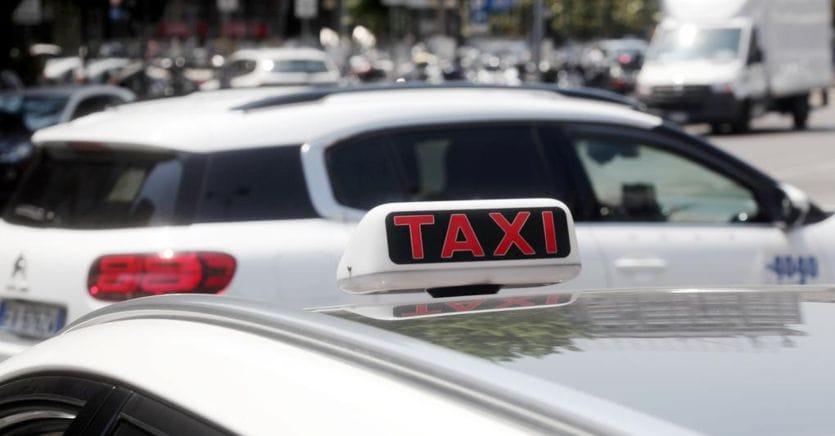 Taxi a chiamata libera e anche tramite app