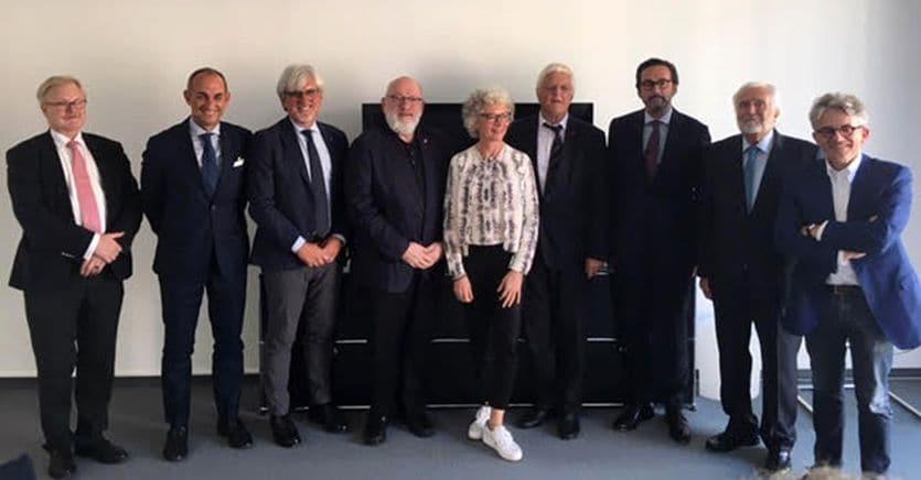 Adepp incontra le Casse di previdenza europee