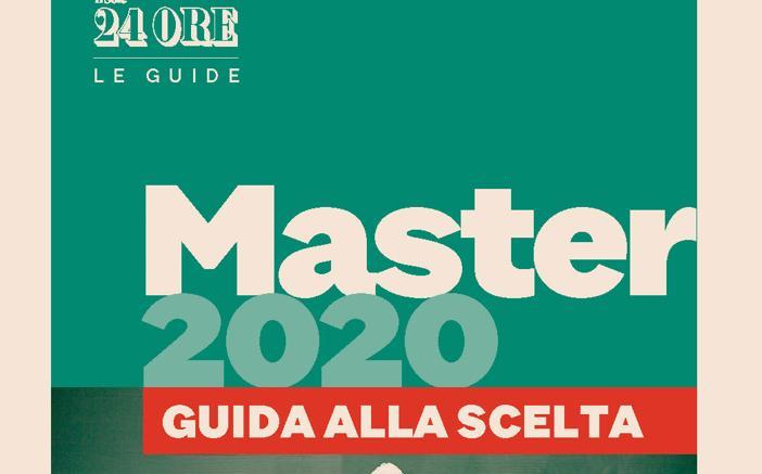 Master 2020: con Il Sole 24 Ore la bussola per scegliere il corso giusto