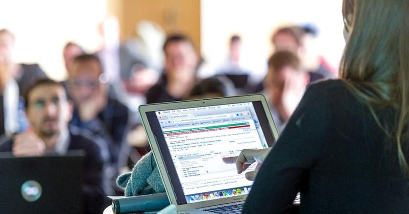 Training in 4 studi su 10. Più conti e poco digitale
