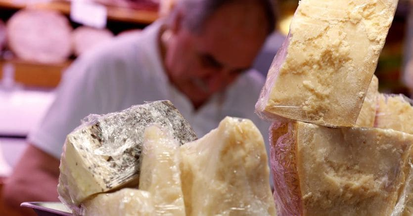 Dazi Usa, formaggi i più colpiti. Salvi vini e salumi italiani