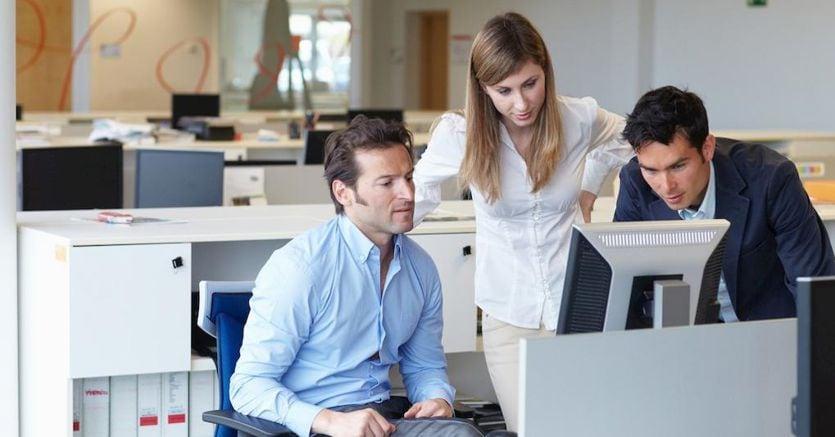 Gender gap negli studi professionali:non c'è per 3 uomini su 4