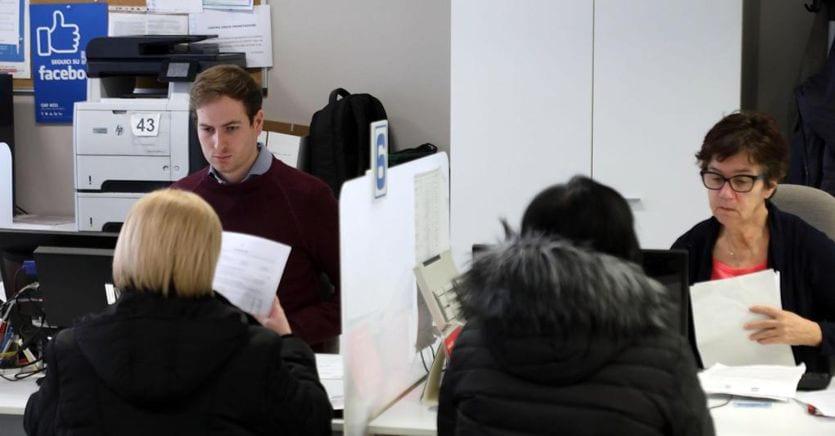 Solo un decimo dei percettori del reddito di cittadinanza ha firmato il Patto per il lavoro