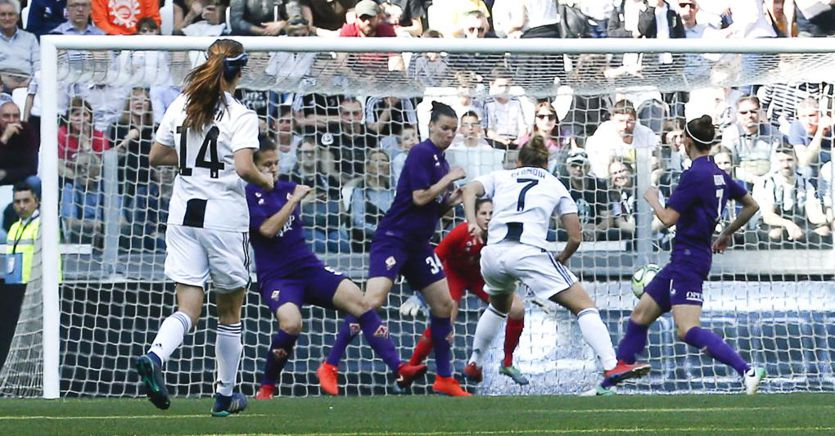 Timvision diventa la «casa» del calcio femminile