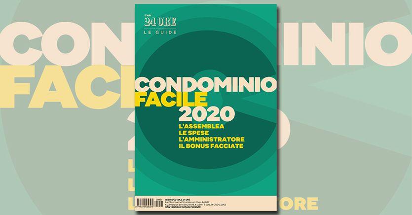In edicola la Guida «Condominio facile 2020»