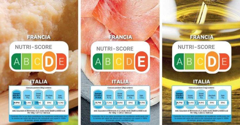 Guerra delle etichette alimentari L'Italia sfida la Francia a Bruxelles