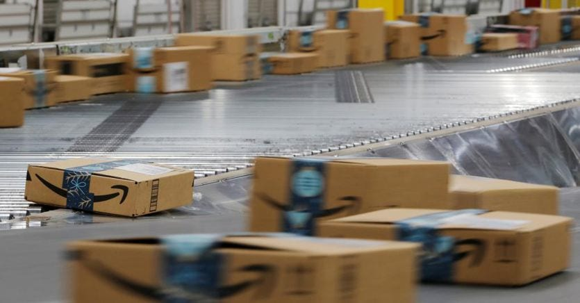 Black Friday e Cyber Monday da record: in Italia 37 ordini al secondo per Amazon