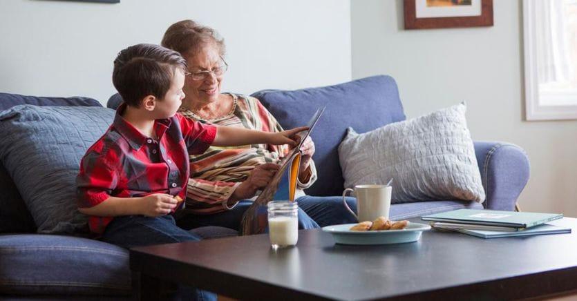 Affido dei minori, il giudice di merito deve preferire i nonni