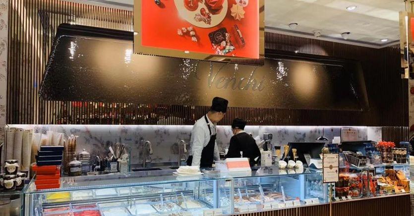Il cioccolato Venchi corre all'estero: tra Cina e Giappone record di aperture